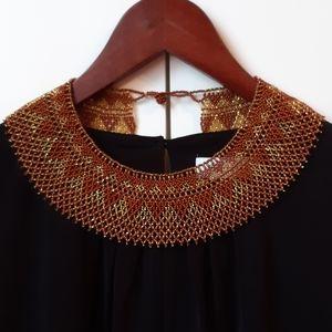 Jewelry - NWOT GEO Statement Necklace